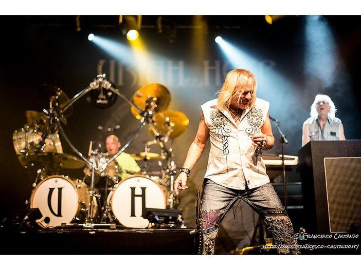 Concerti, Uriah Heep: quattro show in Italia a febbraio