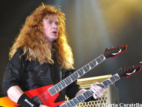 Megadeth, dopo 10 anni compare il video perduto di 'Back in the day' - GUARDA
