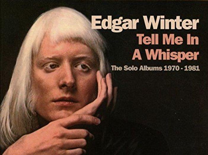 Edgar Winter: tutti i suoi singoli finiti nella top 100 USA