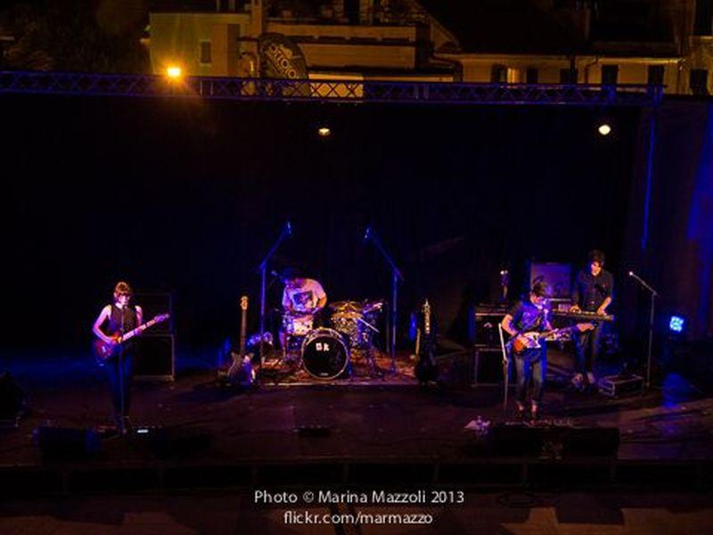 10 luglio 2013 - Teatro Arena Conchiglia - Sestri Levante (Ge) - Daughter in concerto