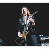 2 giugno 2016 - Gods of Metal - Autodromo - Monza - Halestorm in concerto