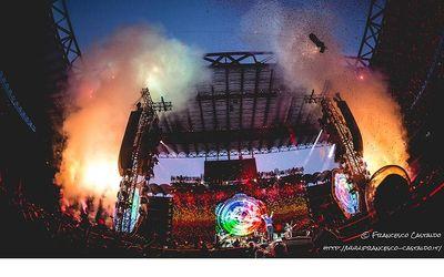 Coldplay a San Siro, 3 Luglio 2017