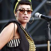 27 Giugno 2010 - Mtv Days - Torino - Nina Zilli in concerto