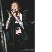 24 giugno 2017 - Firenze Rocks - Visarno Arena - Firenze - Eva Pevarello in concerto