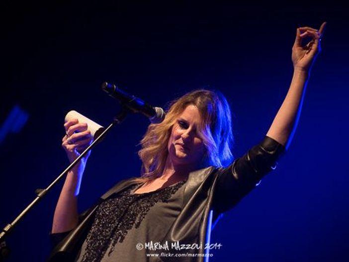 Irene Fornaciari, col biglietto del concerto gratis il nuovo CD