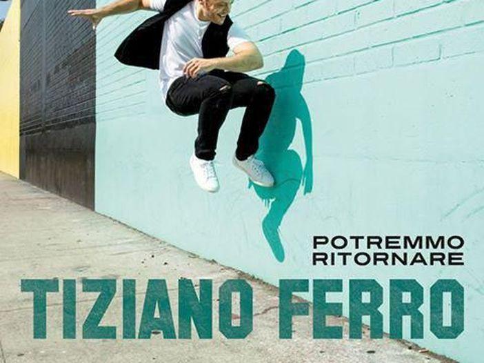Tiziano Ferro, il nuovo singolo 'Potremmo ritornare': l'ascolto di Rockol