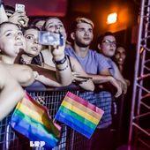 4 luglio 2018 - Zona Roveri - Bologna - PVRIS in concerto