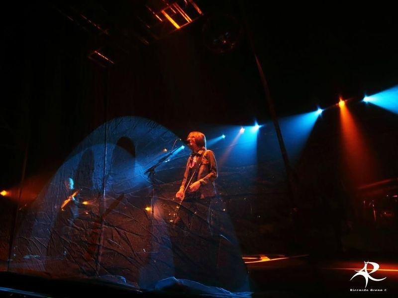 10 febbraio 2018 - Atlantico Live - Roma - Steven Wilson in concerto
