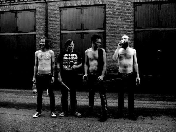 Dennis Lyxzén (Refused): in arrivo il nuovo album degli AC4, ascolta un brano