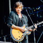 15 giugno 2019 - Visarno Arena - Firenze - Jameson Burt in concerto