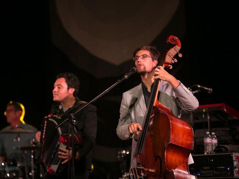 7 novembre 2015 - Auditorium Paganini - Parma - Calexico in concerto