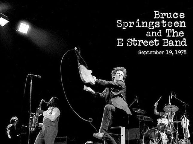 √ I migliori bootleg ufficiali di Bruce Springsteen