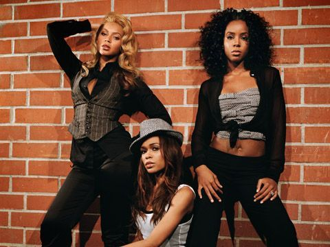Destiny's Child reunion at the Stellar Gospel Music Awards