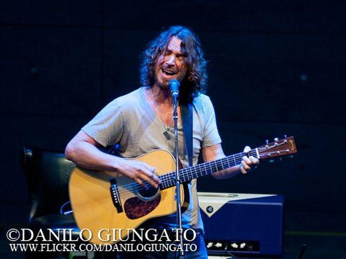 Concerti, Chris Cornell: tre live acustici in Italia nell'aprile 2016