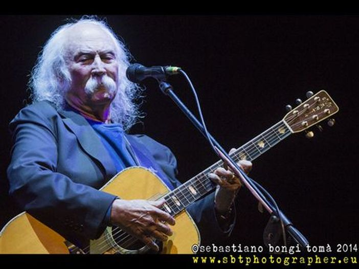 David Crosby vende il suo catalogo a Iconic Artists Group