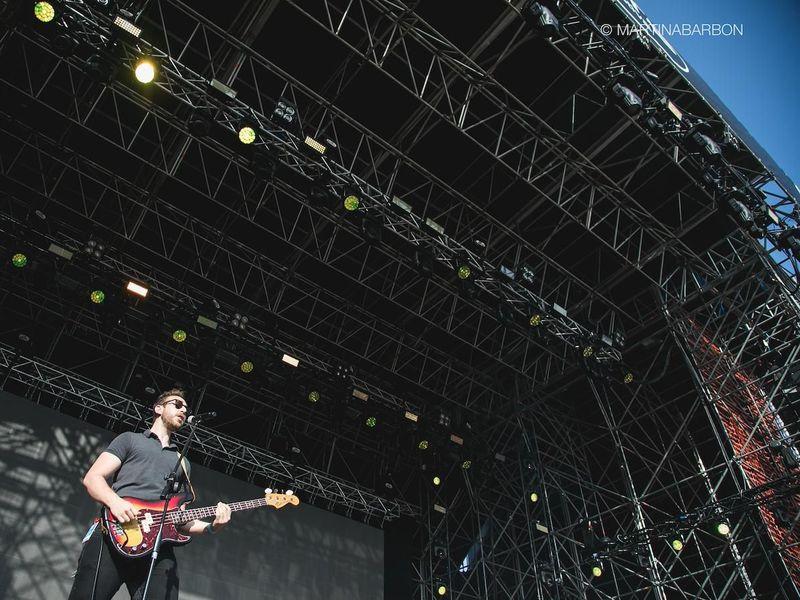 7 giugno 2019 - Core Festival - Zona Dogana - Treviso - La Scimmia in concerto