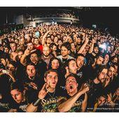 25 gennaio 2017 - Live Club - Trezzo sull'Adda (Mi) - Sabaton in concerto