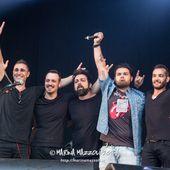 12 giugno 2015 - Brianza Rock Festival - Autodromo - Monza - Mataleon in concerto
