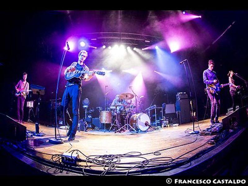 10 ottobre 2013 - Alcatraz - Milano - Balthazar in concerto