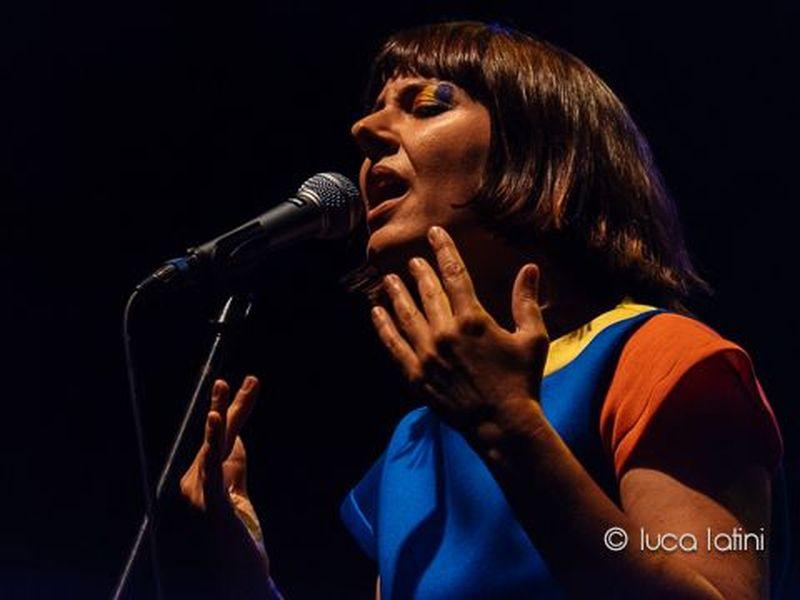 1 luglio 2015 - Sherwood Festival - Parcheggio Stadio Euganeo - Padova - Meg in concerto