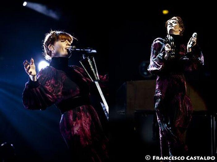 """Florence and the Machine, dal vivo alla televisione inglese propongono la nuova """"Ship to wreck"""" ---- VIDEO"""