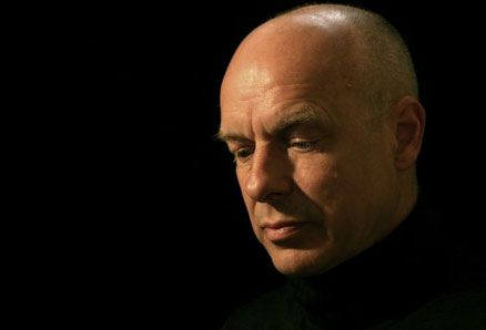 Brian Eno: light and music installations to help healing hospital patients