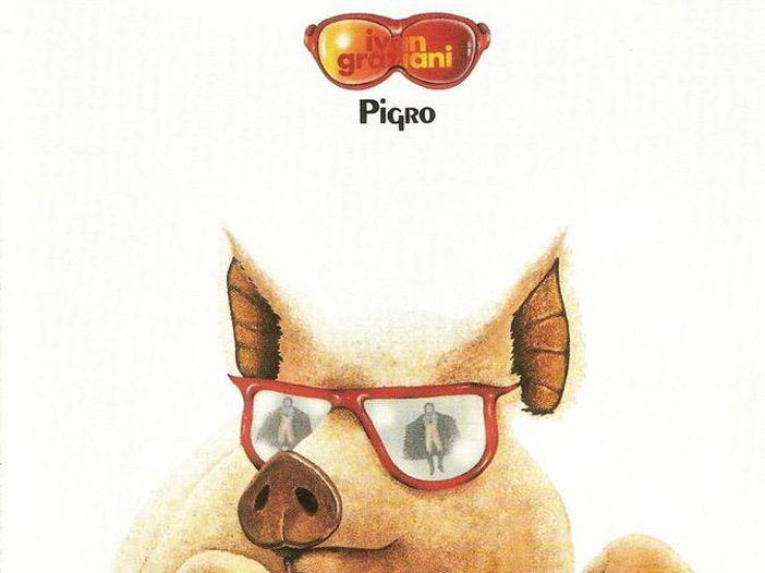 "Vinyl ID: ""Pigro"", Ivan Graziani"