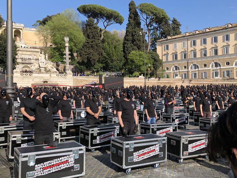 Bauli in Piazza, ancora critiche a Franceschini: 'Ecco perché non abbiamo festeggiato la Giornata Nazionale dello spettacolo'