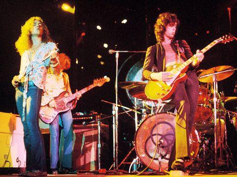 Led Zeppelin, ascolta il rough mix di 'Whole lotta love' - VIDEO