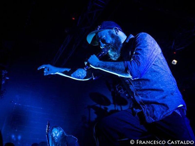 2 ottobre 2014 - Live Club - Trezzo sull'Adda (Mi) - In Flames in concerto