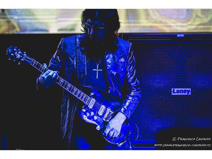 Tony Iommi e l'audizione di Michael Bolton per i Black Sabbath