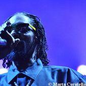 3 luglio 2012 - Rock in Roma - Ippodromo delle Capannelle - Roma - Snoop Dogg in concerto