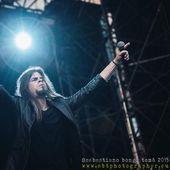 19 luglio 2015 - Pistoia Blues Festival - Piazza del Duomo - Pistoia - Queensryche in concerto