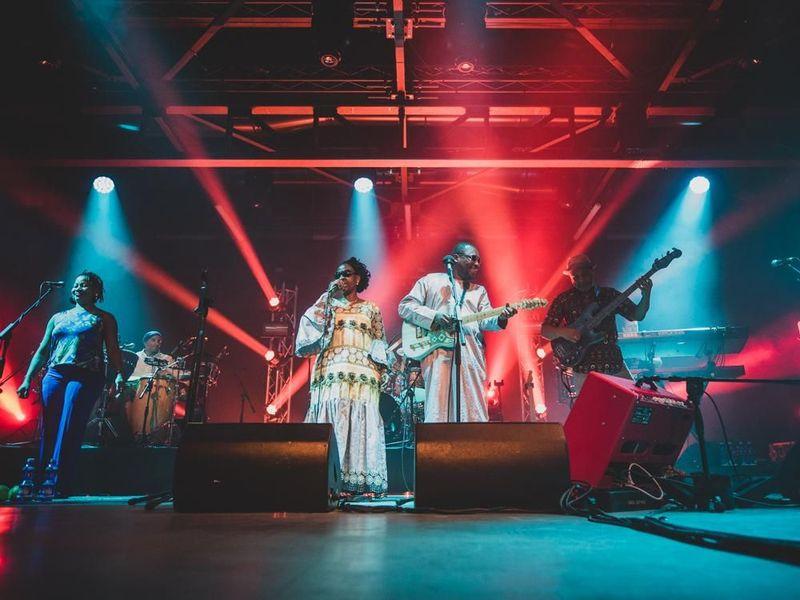 6 ottobre 2018 - OGR - Torino - Amadou & Mariam in concerto