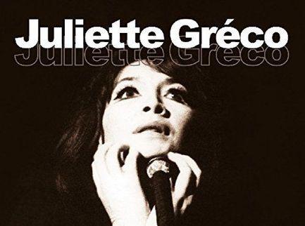 Juliette Gréco, la musa degli esistenzialisti