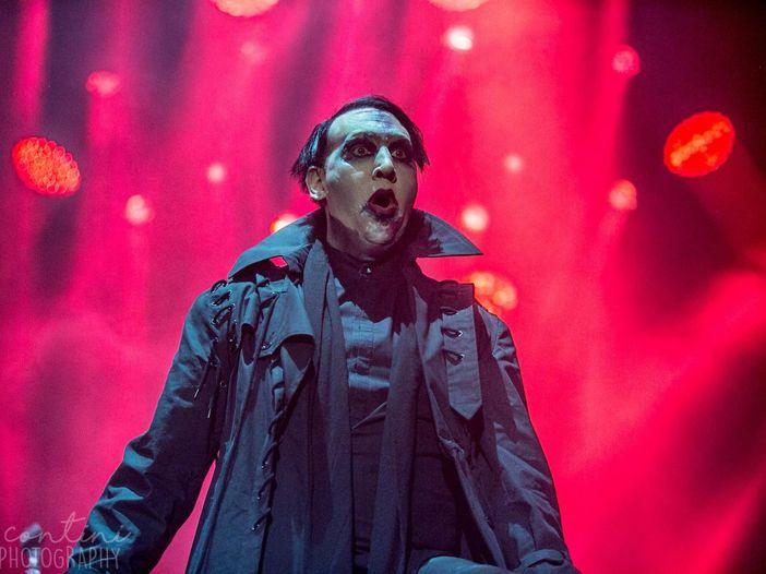 Marilyn Manson farà una cover di Johnny Cash per una colonna sonora - ASCOLTA
