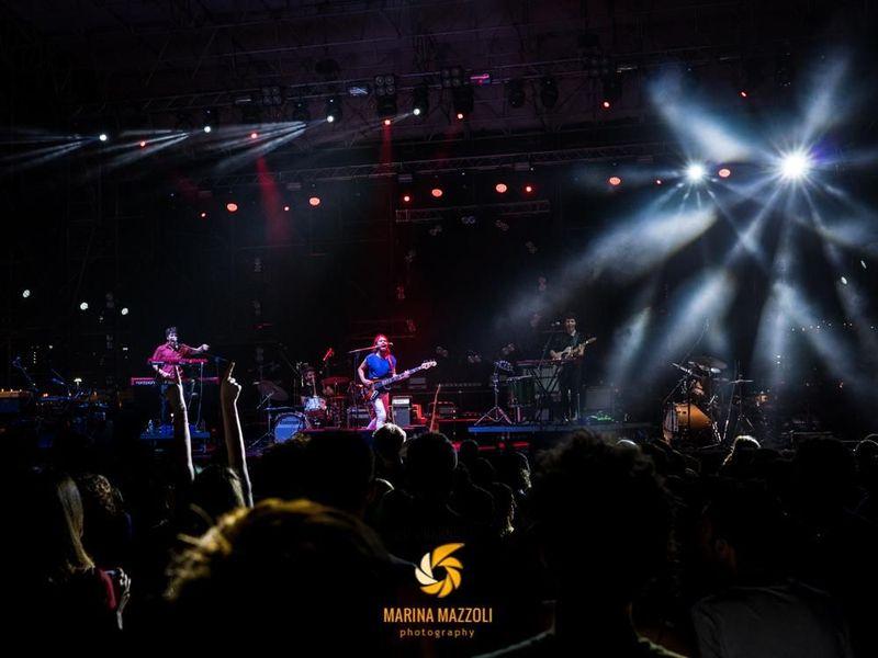 19 luglio 2019 - Goa Boa Festival - Porto Antico - Genova - Dimartino in concerto
