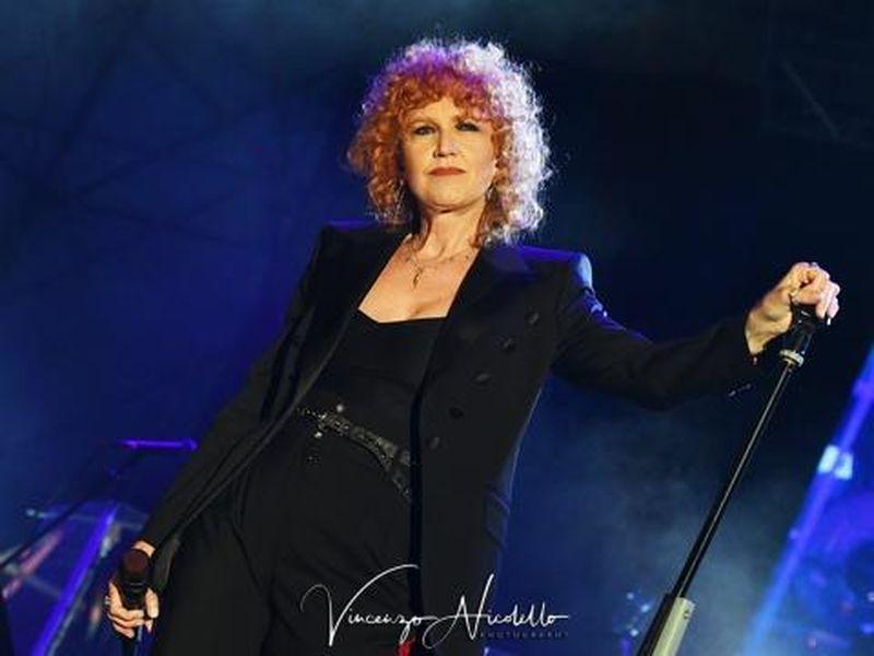 18 luglio 2021 - Collisioni Festival - Piazza Medford - Alba (Cn) - Fiorella Mannoia in concerto