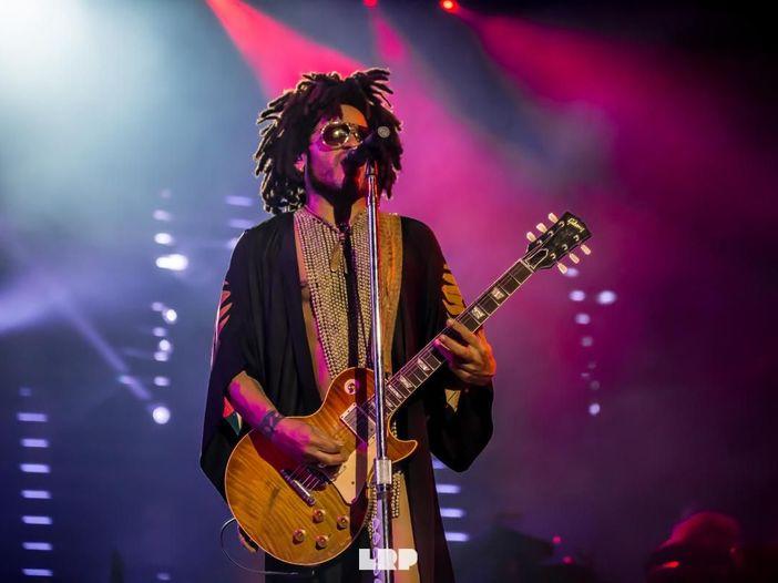 Lenny Kravitz, il nuovo singolo è 'Ride': guarda il video