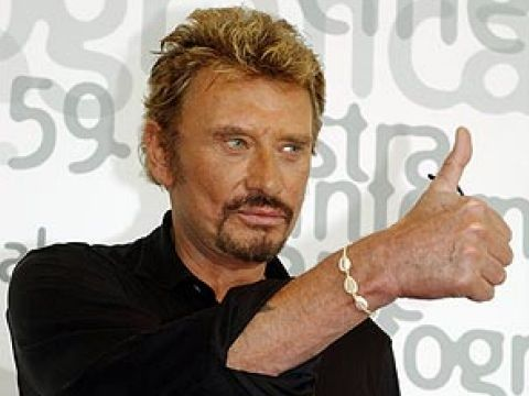 Johnny Hallyday: 'Bono mi ha scritto un blues'