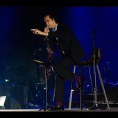 4 novembre 2017 - Kioene Arena - Padova - Nick Cave in concerto