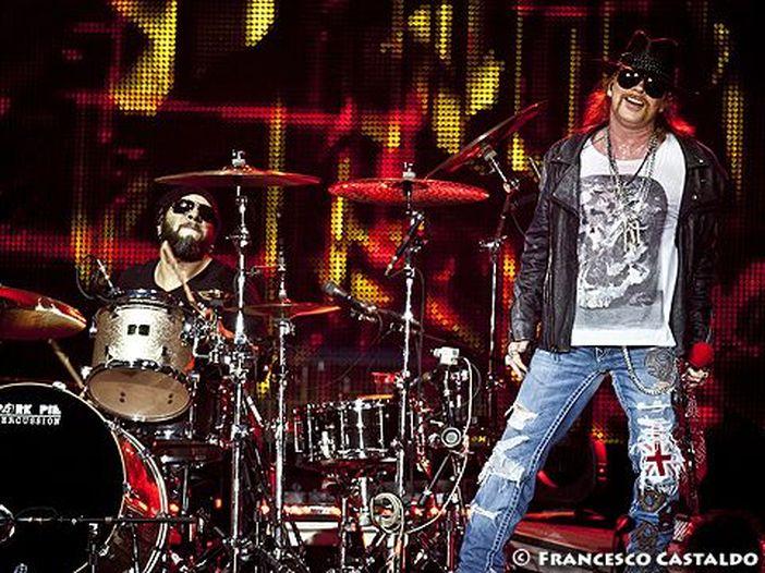 I Guns N' Roses pensano a un nuovo album in studio