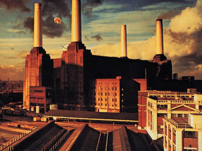 Il maiale volante dei Pink Floyd ispira una protesta contro Donald Trump - GUARDA