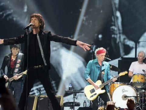 Rolling Stones unveil second unreleased track from 'Grrr'