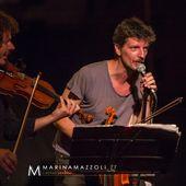 15 luglio 2016 - Rotonda di Carignano - Genova - Gnu Quartet in concerto