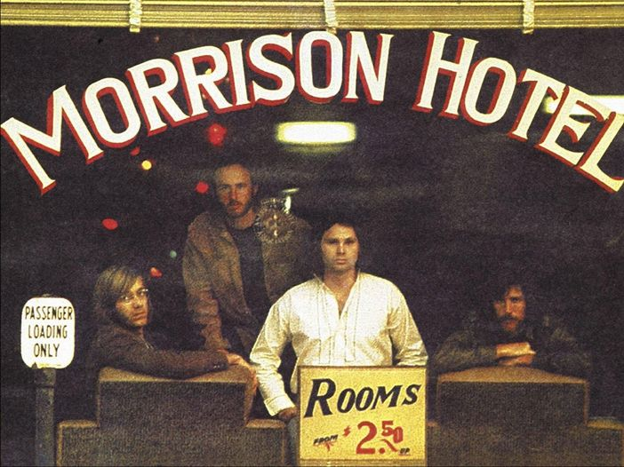 "Robby Krieger vi insegna a suonare ""Roadhouse Blues"" dei Doors"