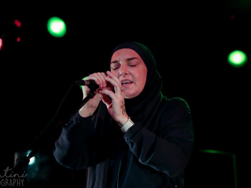 18 gennaio 2020 - Campus Industry - Parma - Sinéad O'Connor in concerto