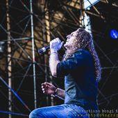 19 luglio 2015 - Pistoia Blues Festival - Piazza del Duomo - Pistoia - Vision Divine in concerto