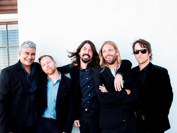 Disponibile per il download un nuovo brano dei Foo Fighters