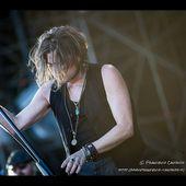 24 giugno 2015 - MediolanumForum - Assago (Mi) - Rival Sons in concerto